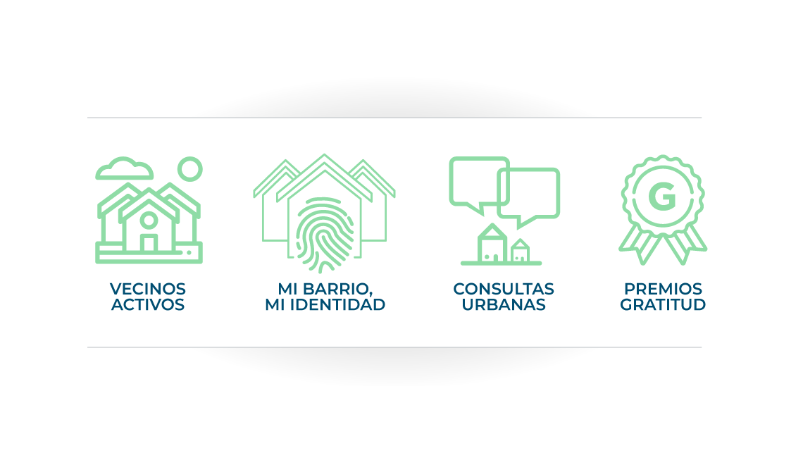 Vecinos Presidencia del Concejo - Agustín Romero