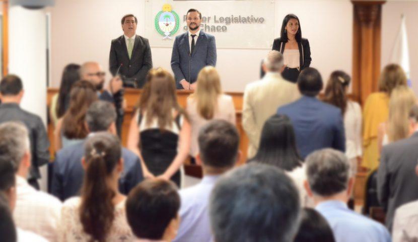Concejo Municipal - Resistencia Chaco - Agustín Romero