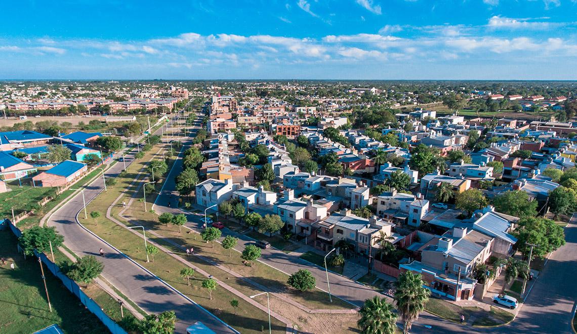 Plan de Desarrollo y Ordenamiento Territorial de Resistencia - Agustín Romero