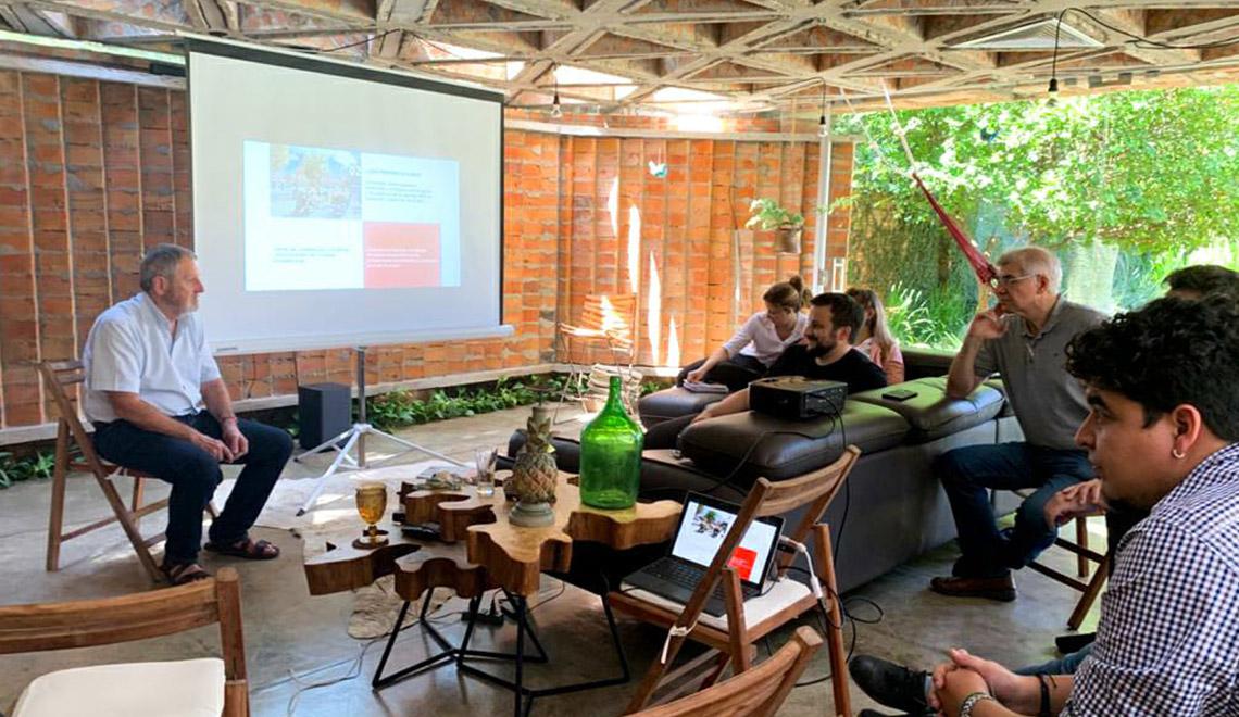 Planificación Ecosistema de Ciudades Agustín Romero