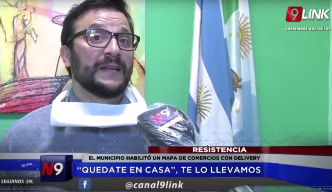 """C9 / Resistencia """"Quedate en Casa"""" te lo Llevamos"""
