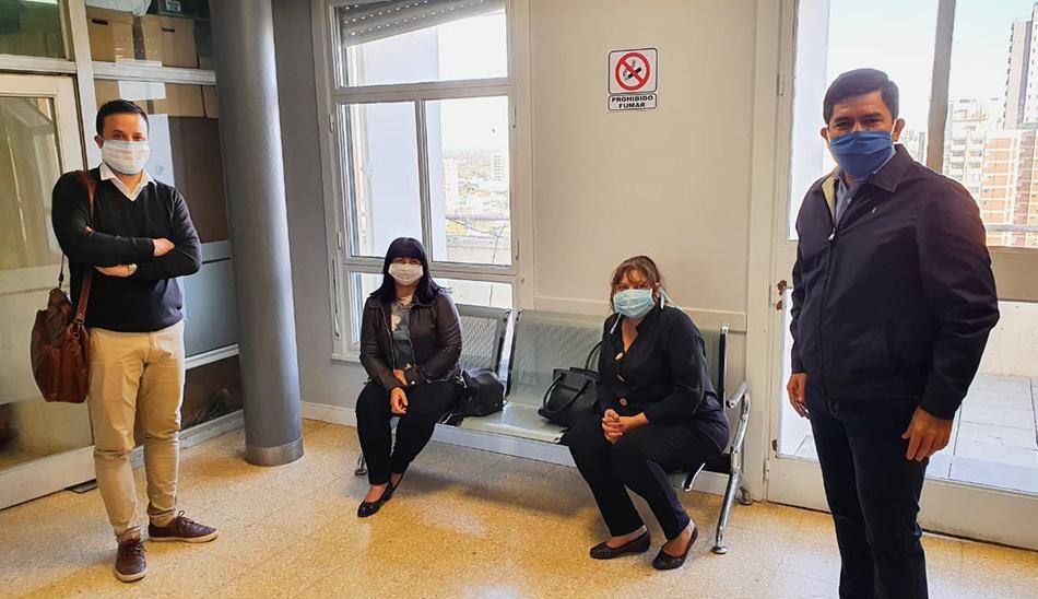 Plan Integral de Movilidad en Emergencia Sanitaria - Agustín Romero - Resistencia