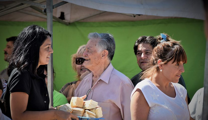 Vecinos Activos - Presidencia-del-Concejo-Resistencia - Agustín Romero
