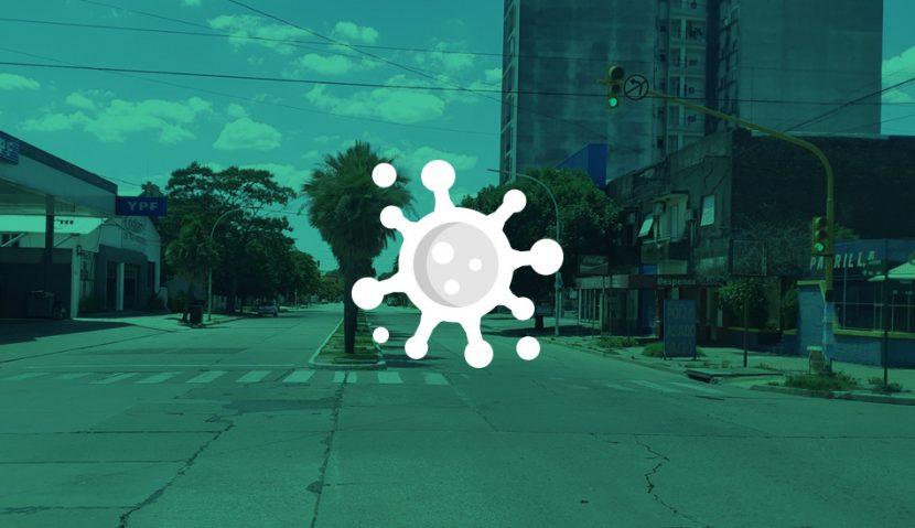 Resistencia - Coronavirus - Agustín Romero