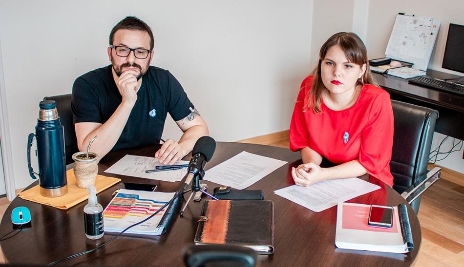 Conversatorio En Vivo: Ciudad y Urbanismo - Agustín Romero