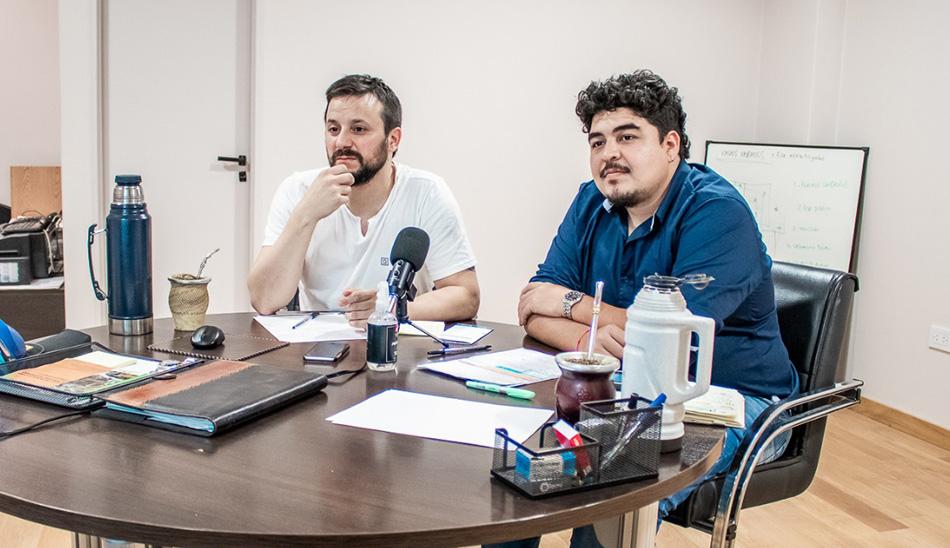 Agustín Romero presentó la Charla en Vivo: Innovación Ciudadana y Construcción Social