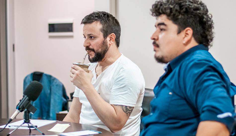 Agustín Romero presentó la Charla en Vivo: