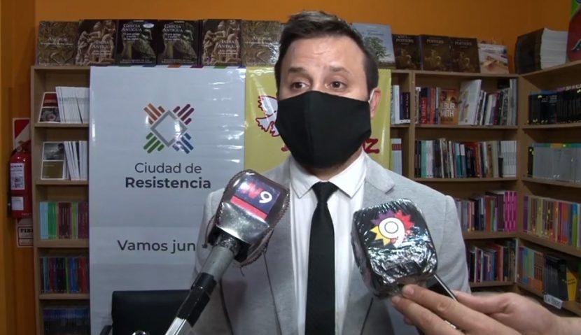 Resistencia: FERIA DEL LIBRO DIGITAL 2020