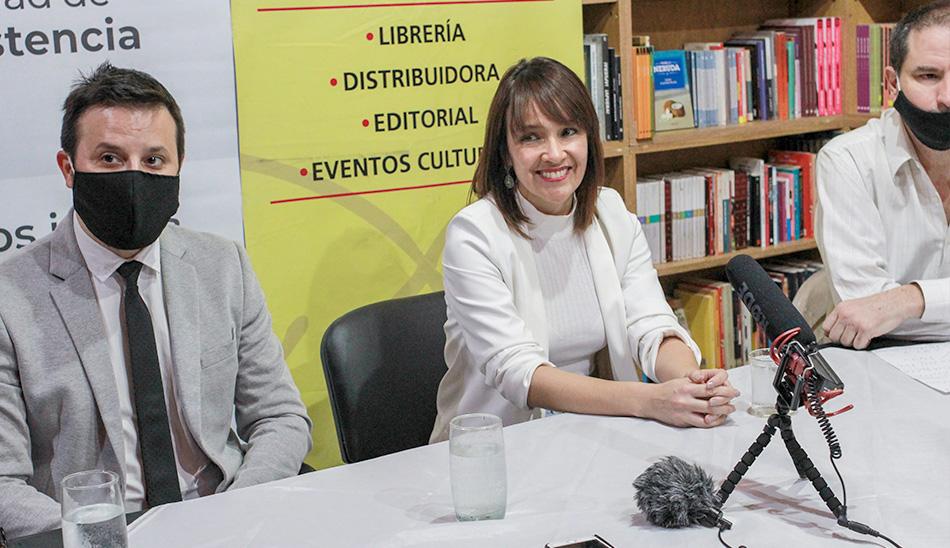 Se presentó la Feria Digital Internacional del Libro en Resistencia