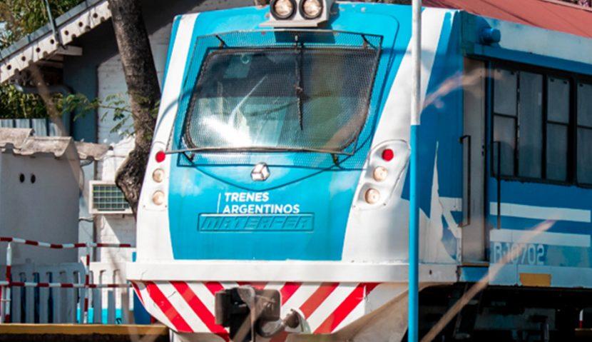 Reactivación Del Tren Metropolitano