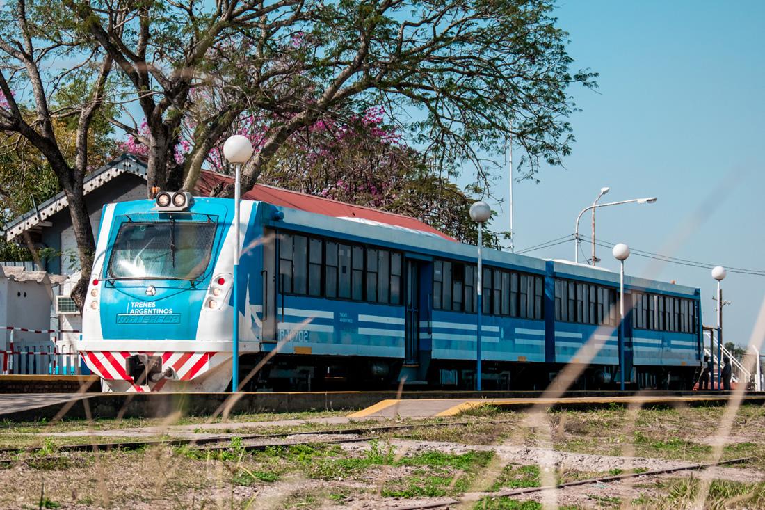 Reactivación Del Tren Metropolitano - Presidencia del Concejo- Agustín Romero