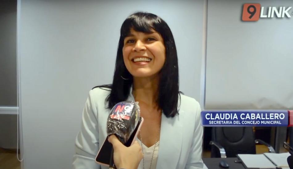Entrevista de NOTICIERO 9: Nueva Página Web de la Presidencia del Concejo
