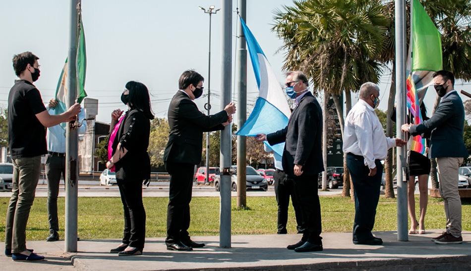 12 de octubre Día del Respeto a la Diversidad Cultural.