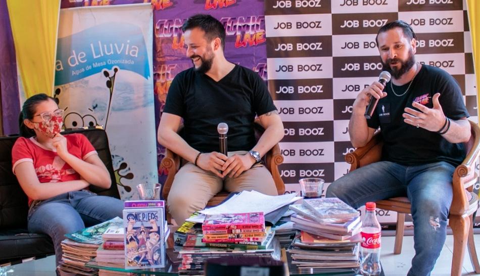 Comic Live 2020, el evento de comics, animé y cultura pop.