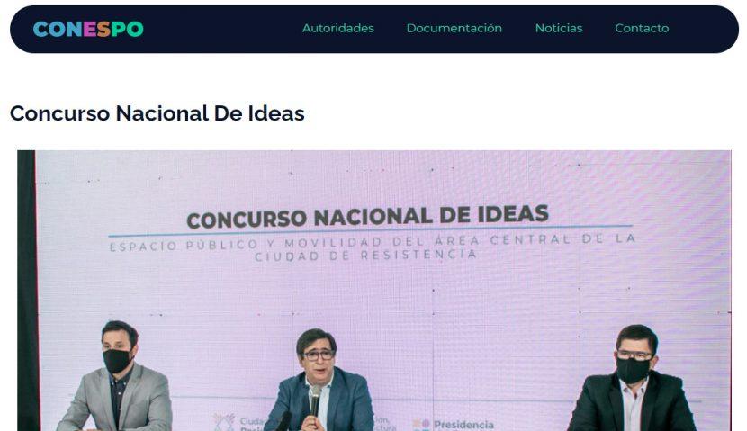 CONESPO es Parte del Jurado en el Concurso Nacional de Ideas