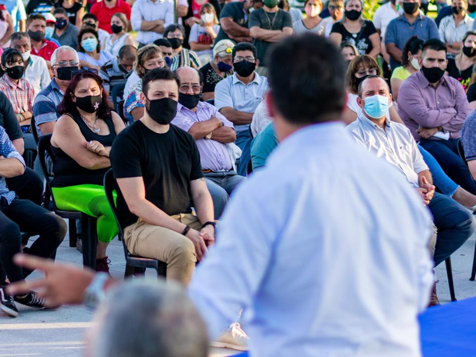 Reconstruir la ciudad Juntos: Corriente Encuentro por Resistencia