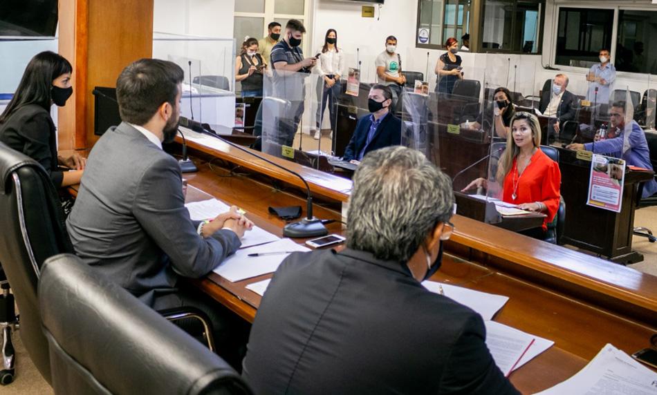 Comenzamos un nuevo año legislativo: Sesión ordinaria Nº1