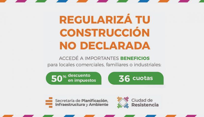 Regulariza tu construcción no declarada