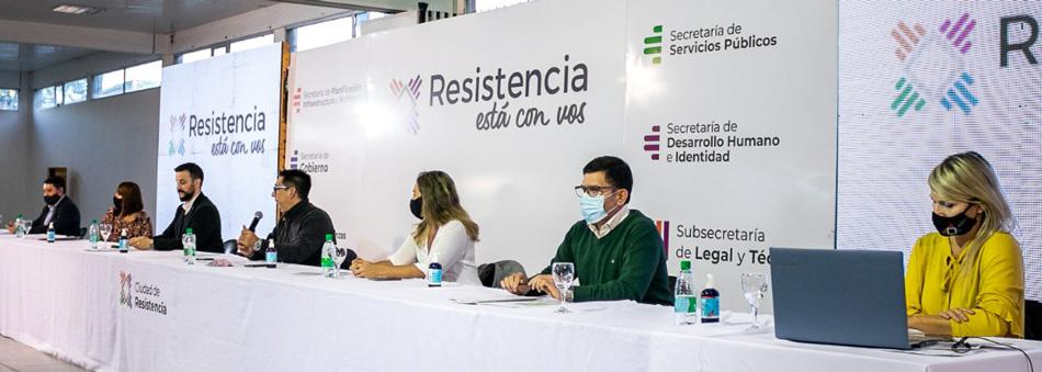 Ciudad Planificada: Presentamos la nueva propuesta de distritos para Resistencia