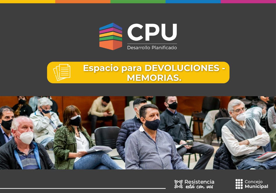 CPU (Concejo Permanente de Planeamiento Urbano)