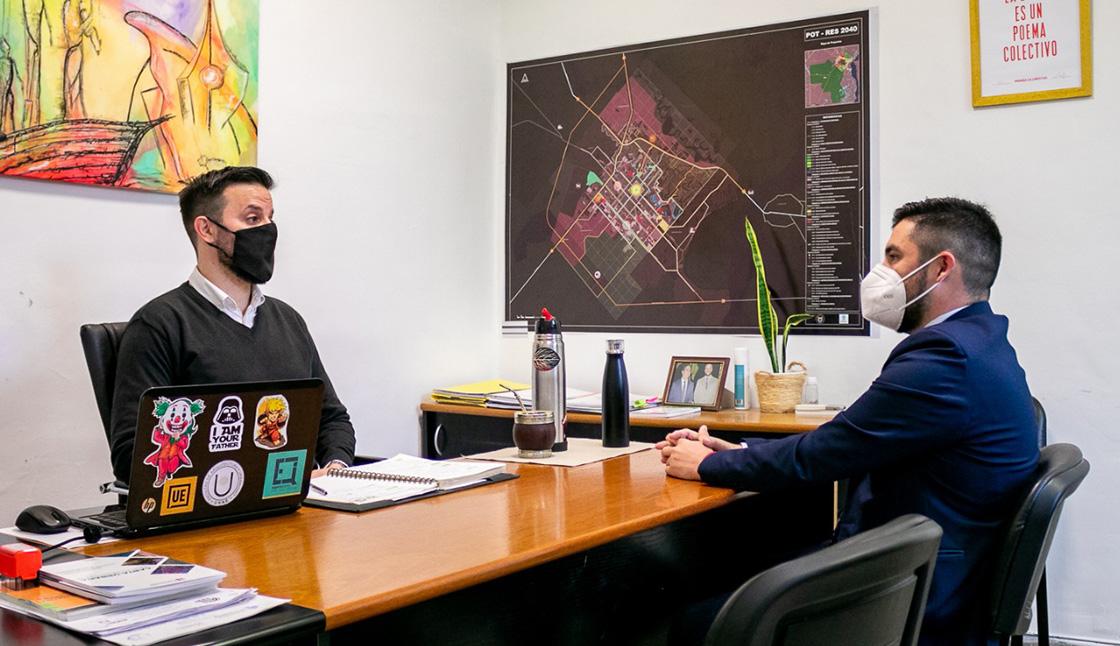 """Planificando juntos """"políticas públicas para el área metropolitana"""""""