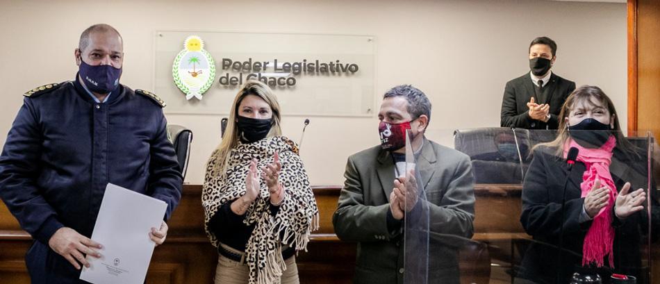 Legislación para la ciudadanía: Sesión ordinaria Nº16