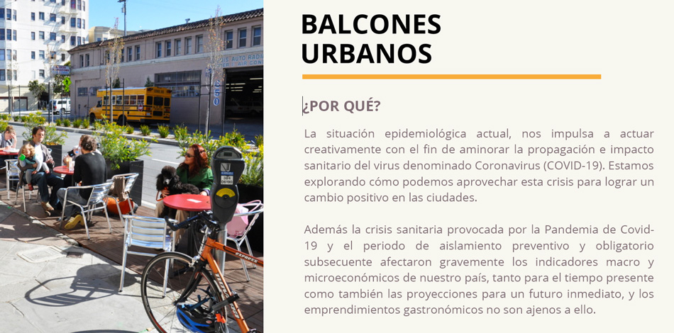 Balcones Urbanos