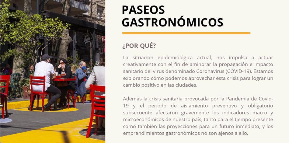 Paseos Gastronómicos