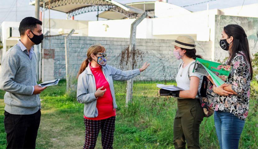 Barrio Villa Centenario: Red de Vecinos Activos