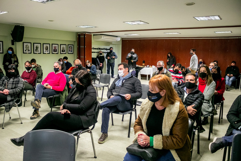 Encuentro participativo con desarrolladores inmobiliarios