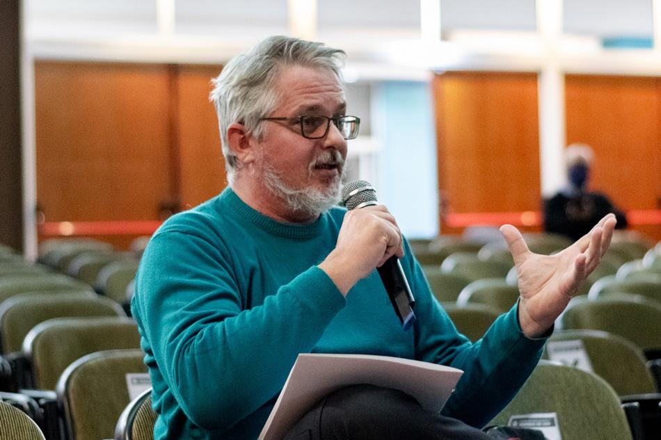 Encuentro participativo con la Academia