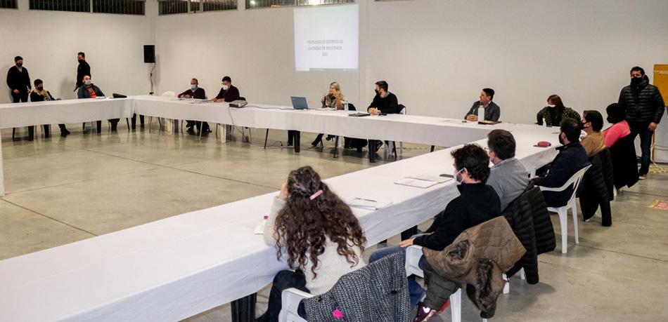 Encuentro participativo con organizaciones ambientales