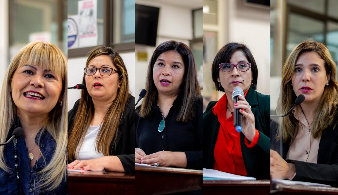 Audiencia Pública - Oficina contra Violencia Laboral