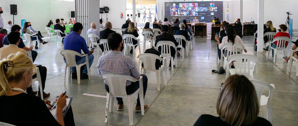 Audiencia Pública para conocer el Proyecto de Reformulación de Zonificación y Distritos