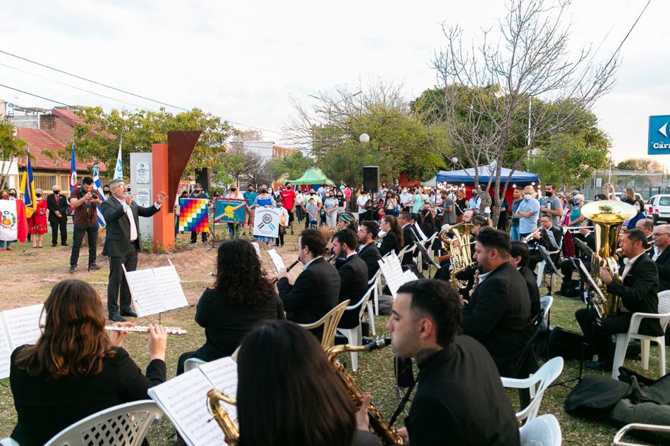 Fiesta del Reencuentro de las Colectividades